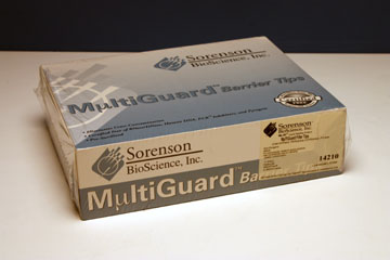 Sold New Bioscience Sorenson Multi Guard Barrier Tips