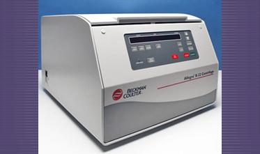 Beckman coulter centrifuge allegra x-22r